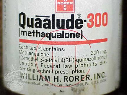 the hypnotic and sedative properties of the methaqualone Quaaludes were once a commonly prescribed sedative medication   depressant that has been used as both a sedative and a hypnotic drug 2  side  effects of using the drug include relaxation, reduction of anxiety, and.